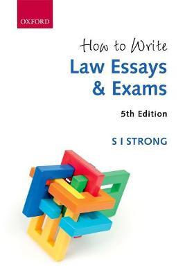 How to Write Law Essays and Exams