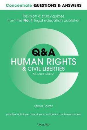 Concentrate Questions and Answers Human Rights and Civil Liberties Law