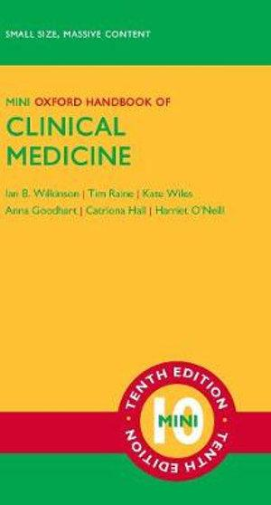 Oxford Handbook of Clinical Medicine - Mini Edition