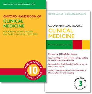 Handbook of Clinical Medicine 10e and Assess and Progress: Clinical Medicine 3e