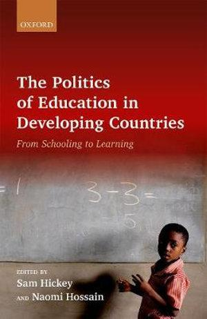 Politics of Education in Developing Countries