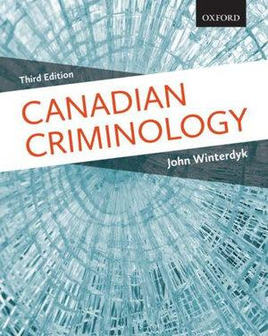 Canadian Criminology