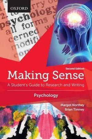 Making Sense in Psychology