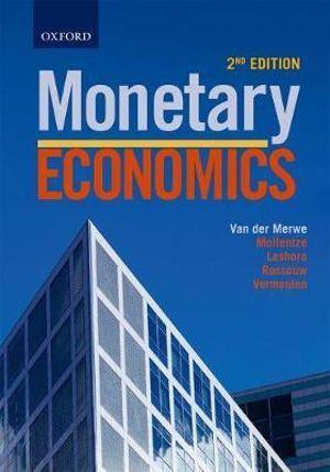 Monetary Economics in South Africa