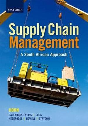 Introduction to Supply Chain Management - A Logistics Approach