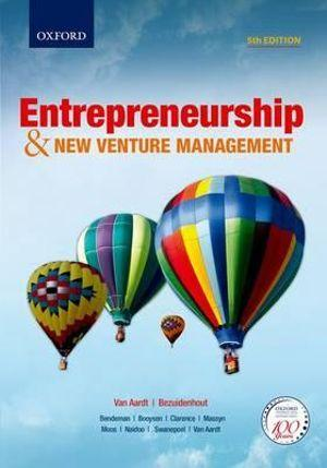 Entrepreneurship and New Venture Management