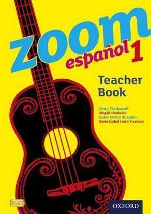 Zoom Espanol Teacher Book 1