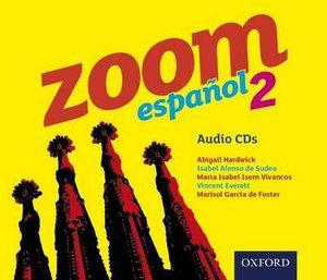 Zoom Espanol Audio CDs 2 Set of 4