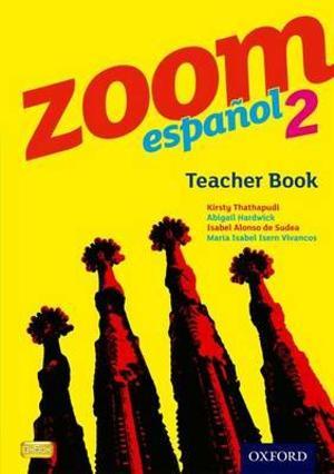 Zoom Espanol Teacher Book 2
