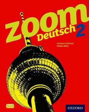 Zoom Deutsch 2 Student Book