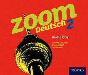 Zoom Deutsch 2 Audio CDs Set of 4