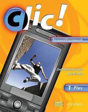 Clic 1 Students Book Plus Renewed Framework Edition