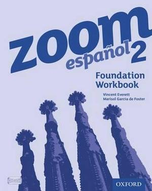 Zoom Espanol Foundation Workbook 2 Pack of 8