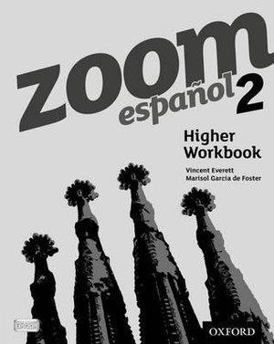 Zoom Espanol Higher Workbook 2 Pack of 8