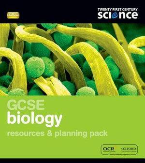 Twenty First Century Science: GCSE Biology Reources & Plan Pack & CD-ROM