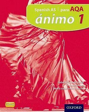 Animo 1 AQA Student Book AS