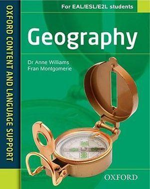 Oxford Content and Language Support Geography