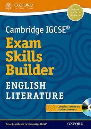 Cambridge IGCSE Exam Skills Builder: English Literature