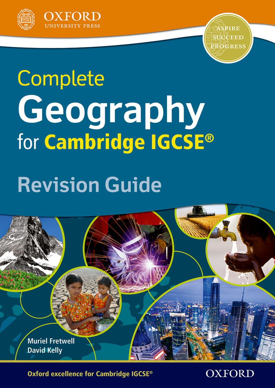 Geography: IGCSE Revision Guide