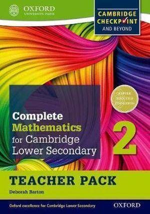 Oxford International Maths for Cambridge Secondary 1 Teacher Pack 2