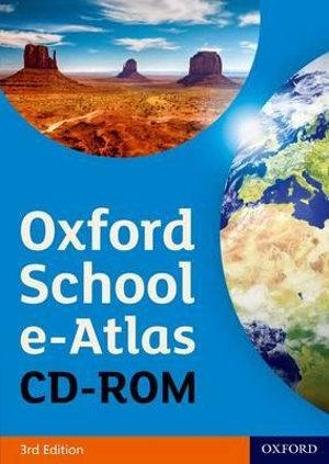 Oxford School E-Atlas CD-ROM