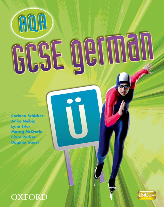 GCSE German for AQA Student Book
