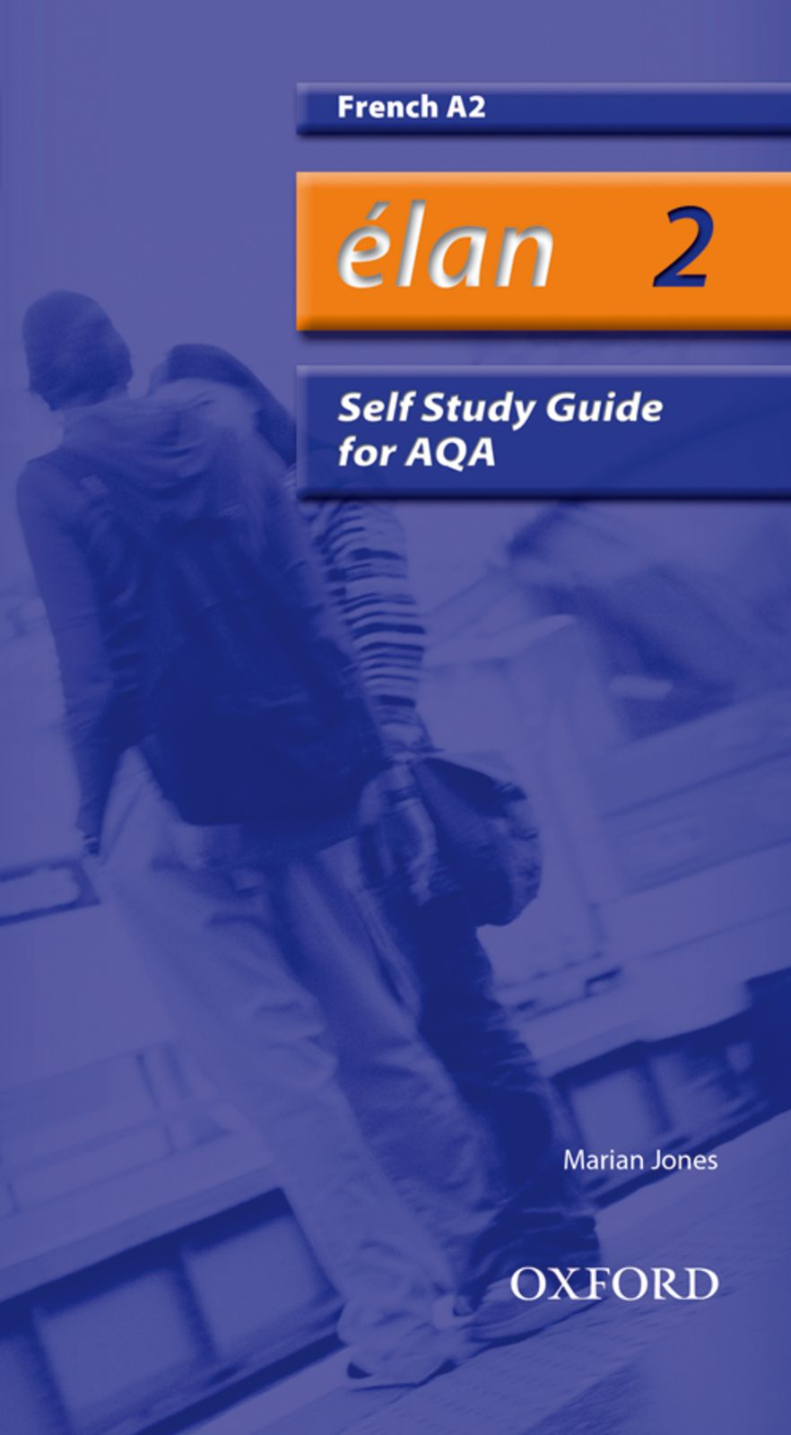 Elan 2 for AQA A2 Self-Study Guide with CD-ROM
