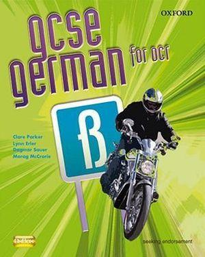 GCSE German for OCR Student Book