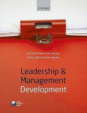 Leadership and Management Development