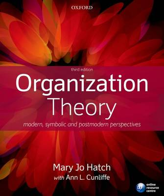 Organization Theory; Modern, Symbolic, and Postmodern Perspectives