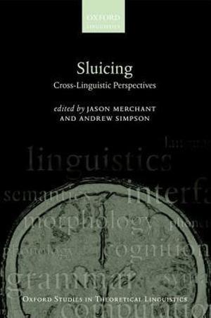 Sluicing in Cross-Linguistic Perspective