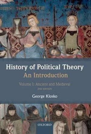 History of Political Theory: An Introduction