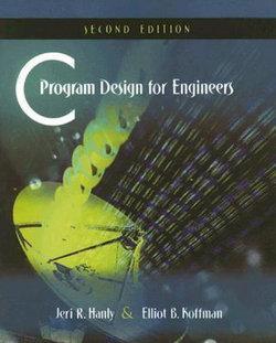C Program Design for Engineers
