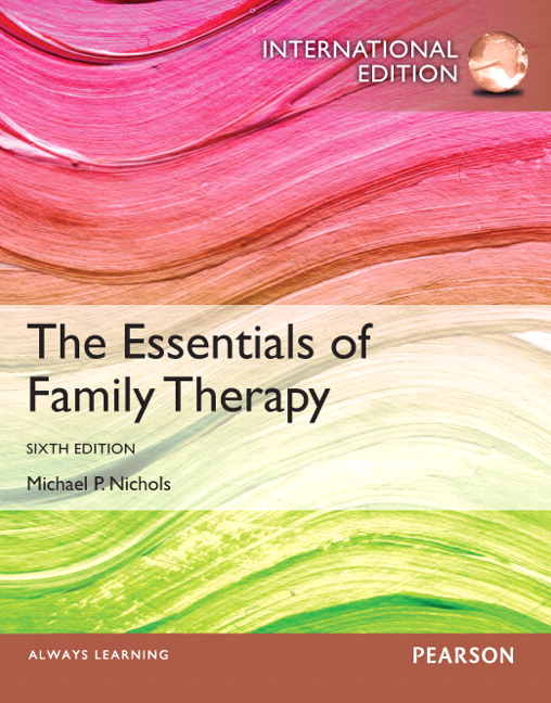 The Essentials of Family Therapy, International Edition
