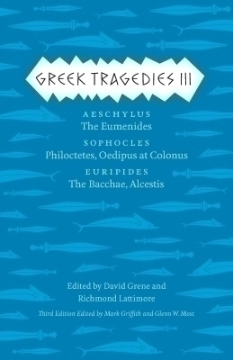 Greek Tragedies 3