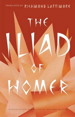 Iliad of Homer (Newly Updated)