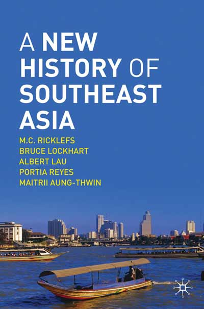 New History of Southeast Asi