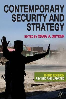 Contemporary Security and Strategy