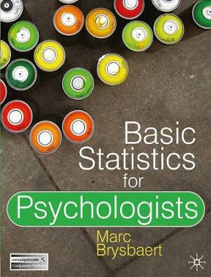 Basic Statistics for Psychologists