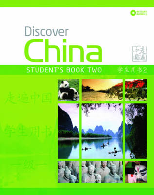 Discover China Level 2 Student's Book & CD Pack