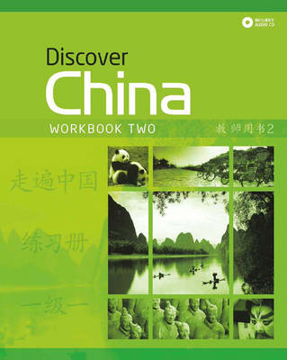 Discover China Level 2 Workbook & CD Pack