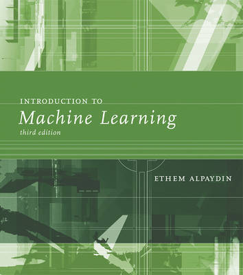 Introduction to Machine Learning 3ed