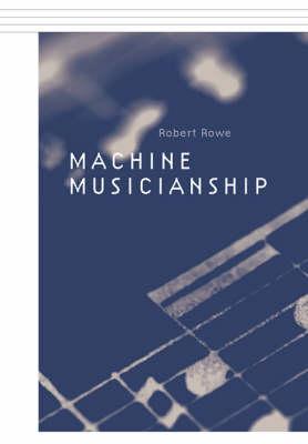 Machine Musicianship (with CD-ROM)