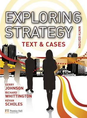 Exploring Strategy Text & Cases plus MyStrategyLab