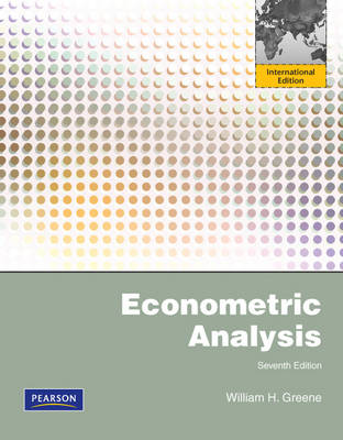 Econometric Analysis, International Edition