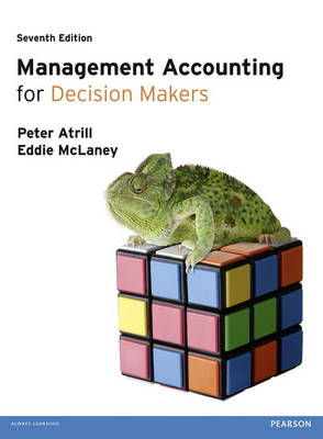 Management Accounting for Decision Makers with MyAccountingLab access card