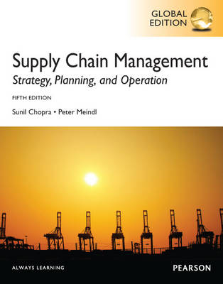 Supply Chain Management 5E