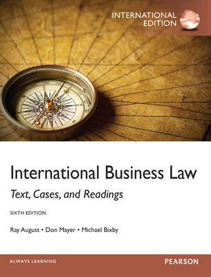 International Business Law International 6th Edition