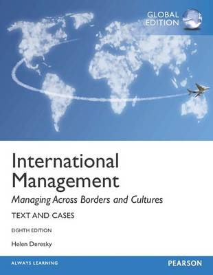 International Management International 8th Edition