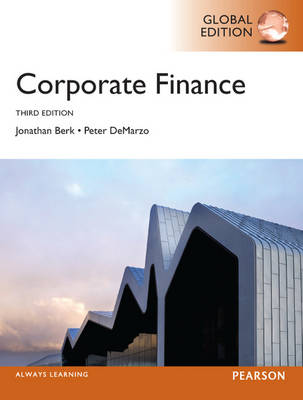 Corporate Finance Global Edition